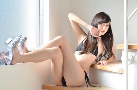 田中めい スレンダー貧乳エロボディ135枚!