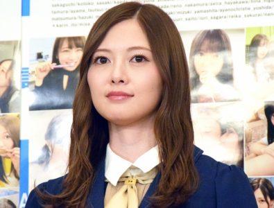 白石麻衣 【エロ画像135枚】乃木坂卒業の絶対的エース
