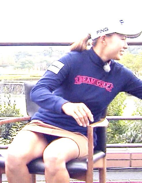 渋野日向子 画像 105
