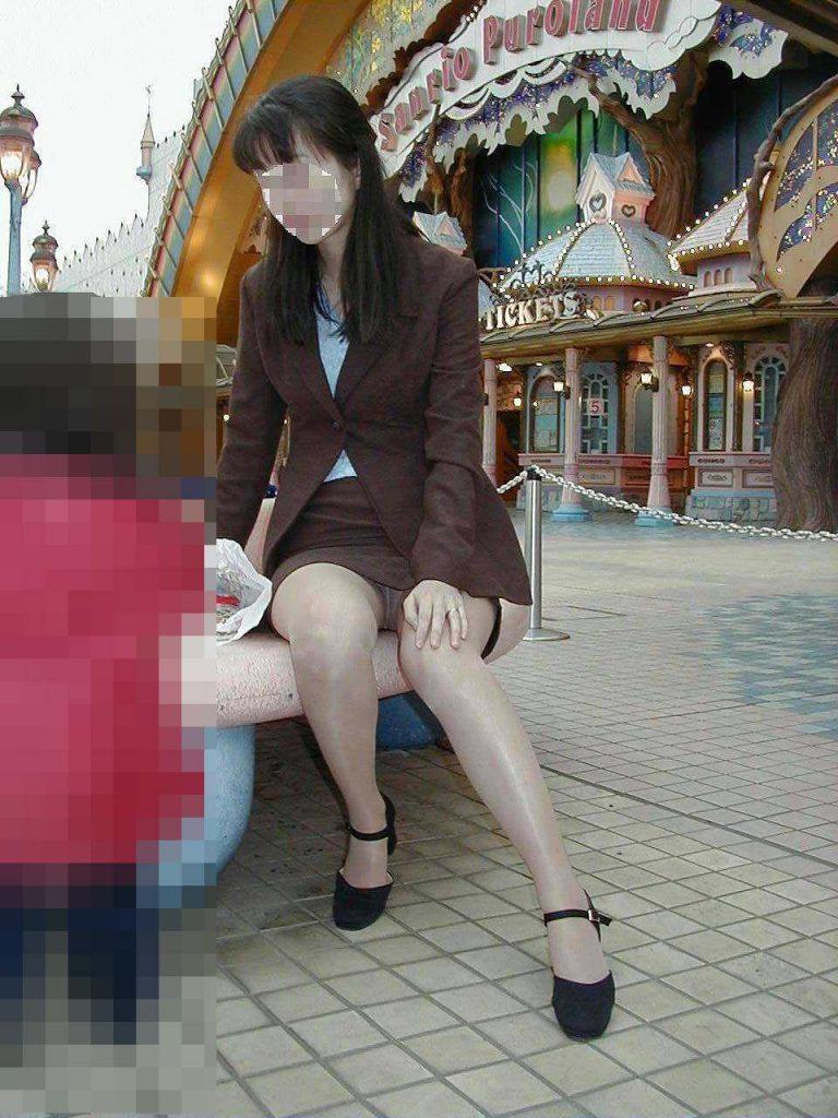 お姉さんパンチラ 画像 018