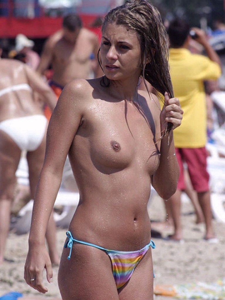 ヌーディストビーチ 画像 026