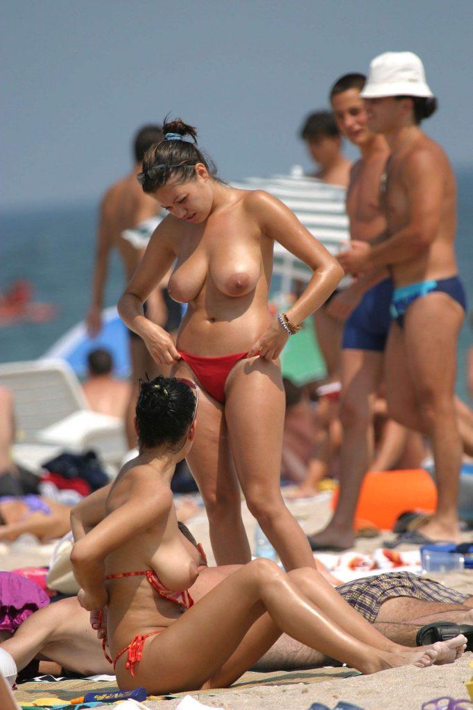 ヌーディストビーチ 画像 028