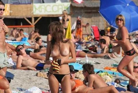ヌーディストビーチ 画像 045