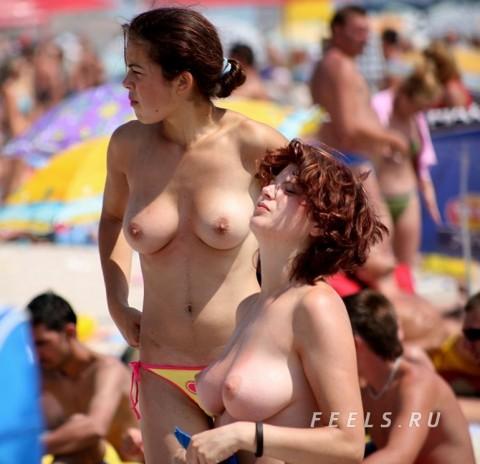 ヌーディストビーチ 画像 087