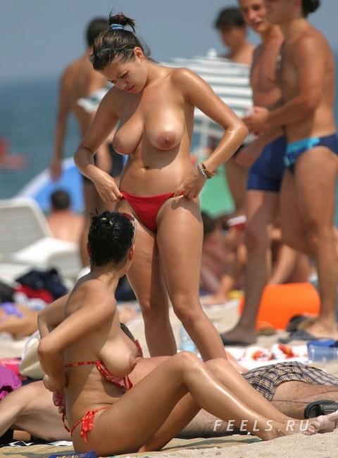 ヌーディストビーチ 画像 088