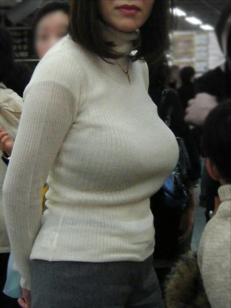 着衣おっぱい 画像 001