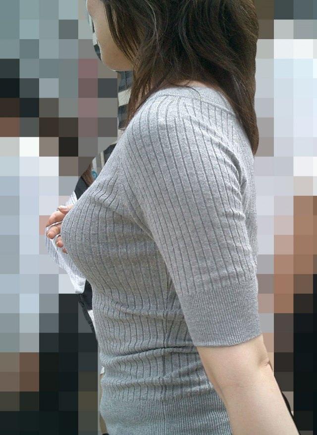 着衣おっぱい 画像 006