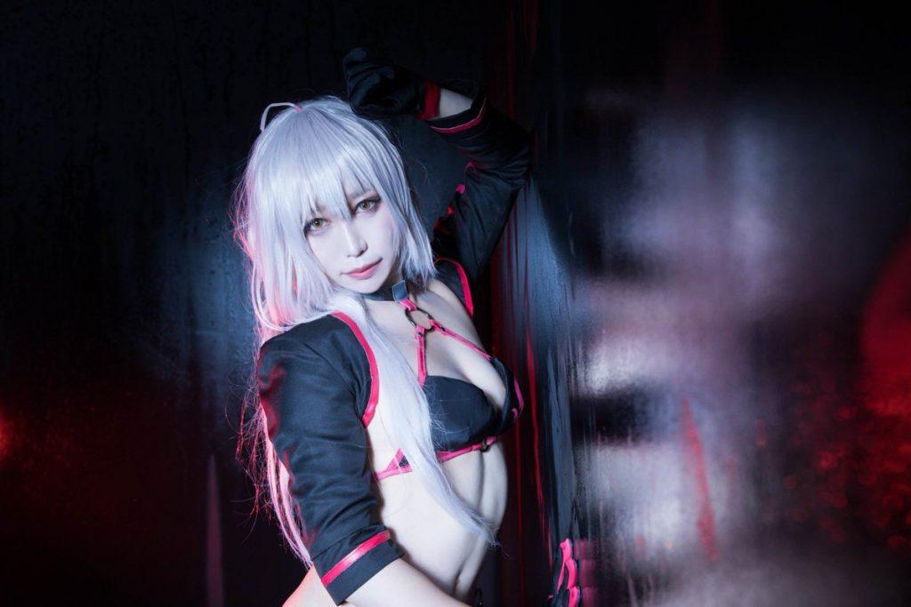 黒跪カレン 画像 051