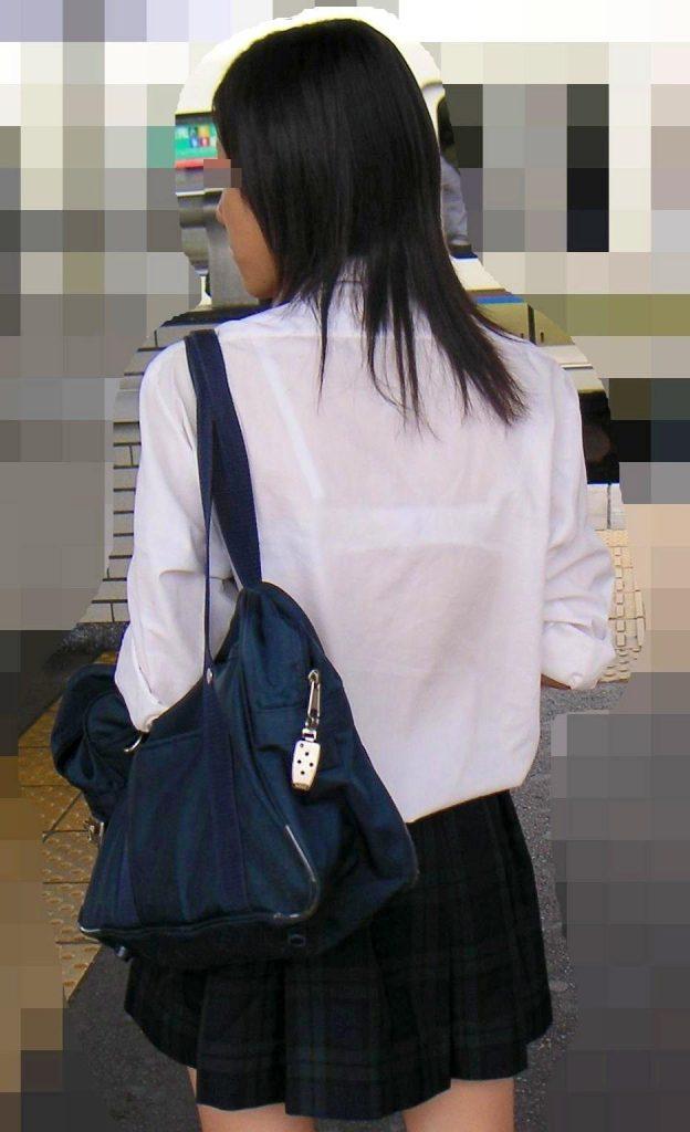 素人JK透けブラ 画像 010