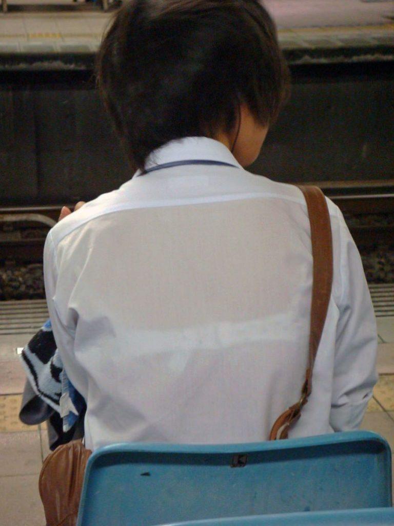 素人JK透けブラ 画像 041