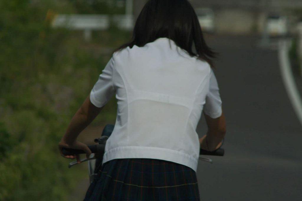 素人JK透けブラ 画像 081