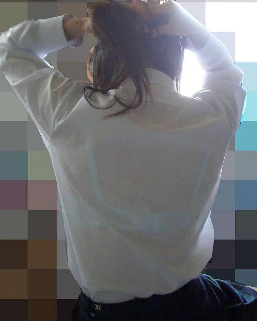 素人JK透けブラ 画像 083