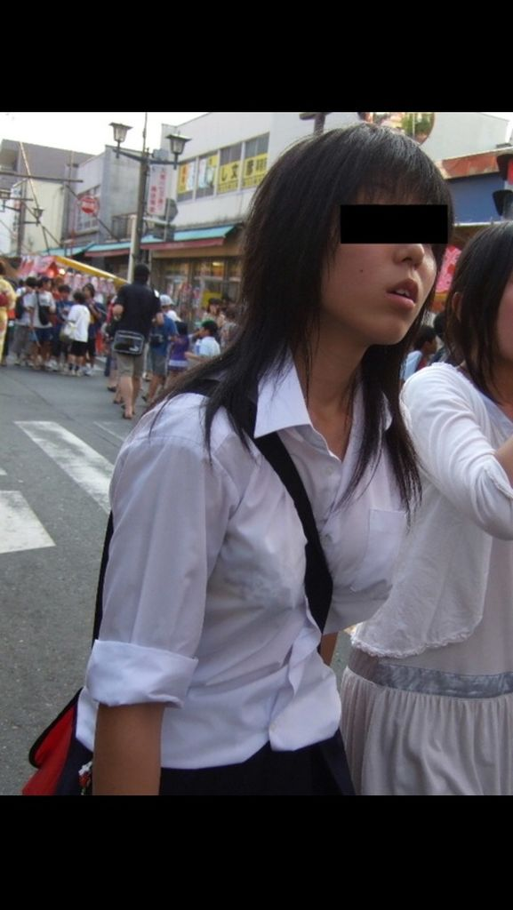 素人JK透けブラ 画像 092