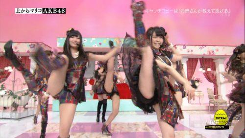AKB48 人気アイドルメンバーのパンチラエロ画像160枚!