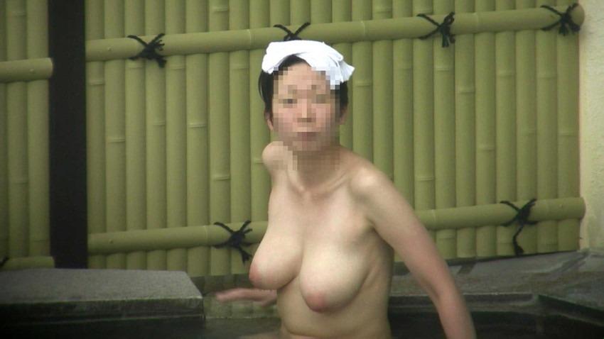 素人露天風呂流出 画像 001