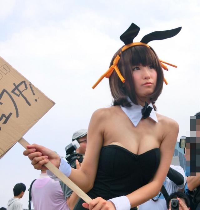 コミケ盗撮 画像 084