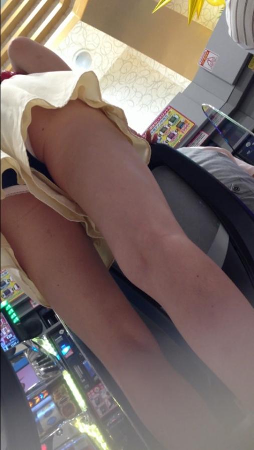 美脚ミニスカート 画像 105