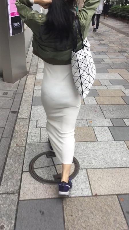 美脚ミニスカート 画像 080