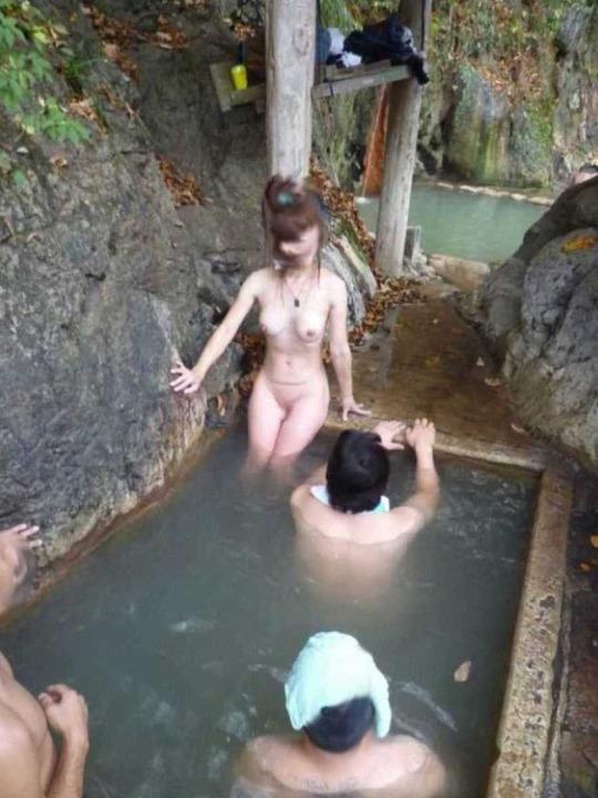 露天風呂盗撮 画像 069