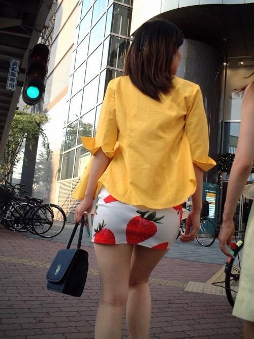 街撮りミニスカート 画像 002