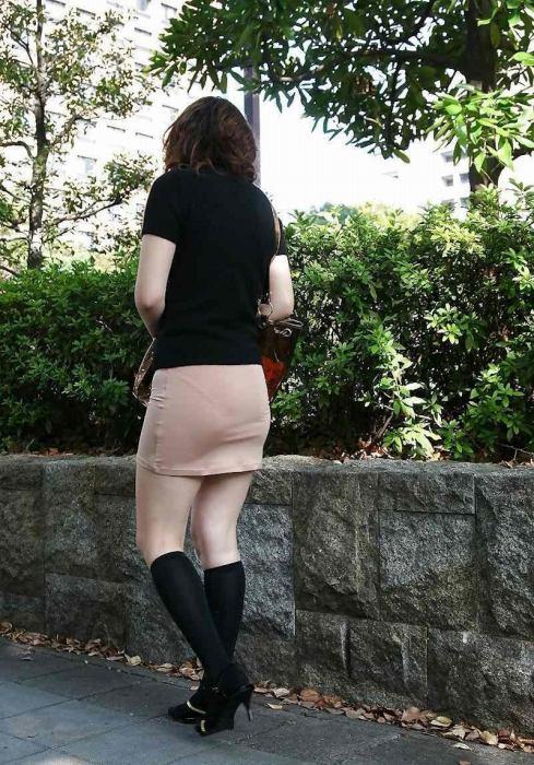 街撮りミニスカート 画像 017