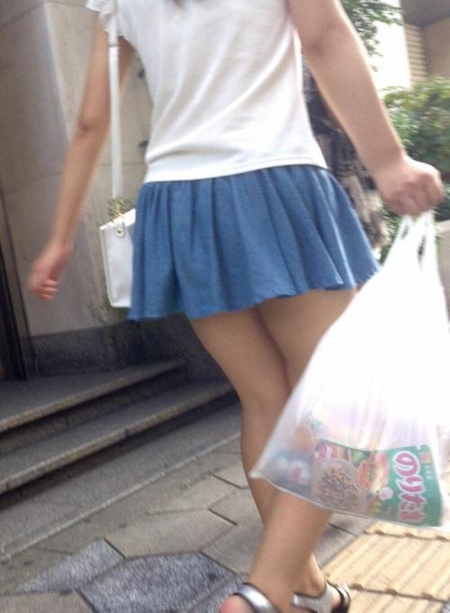 街撮りミニスカート 画像 018