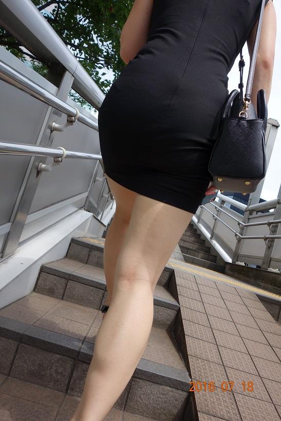 街撮りミニスカート 画像 072