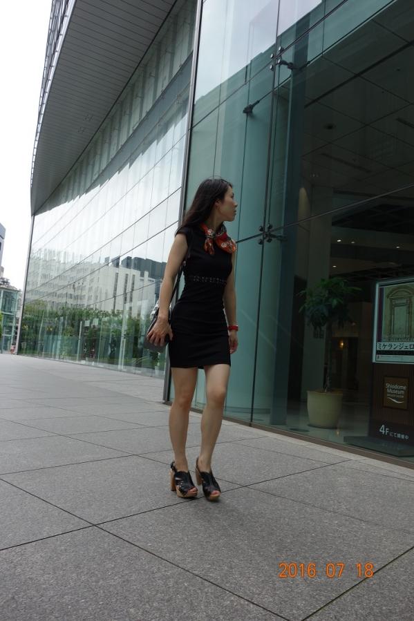 街撮りミニスカート 画像 073