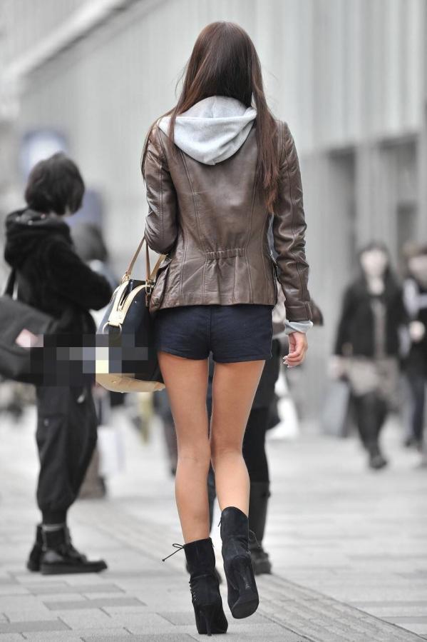 街撮りミニスカート 画像 077