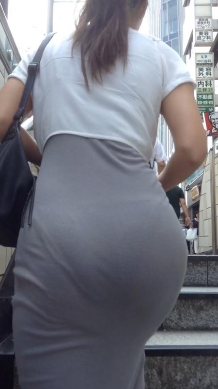 街撮りミニスカート 画像 085