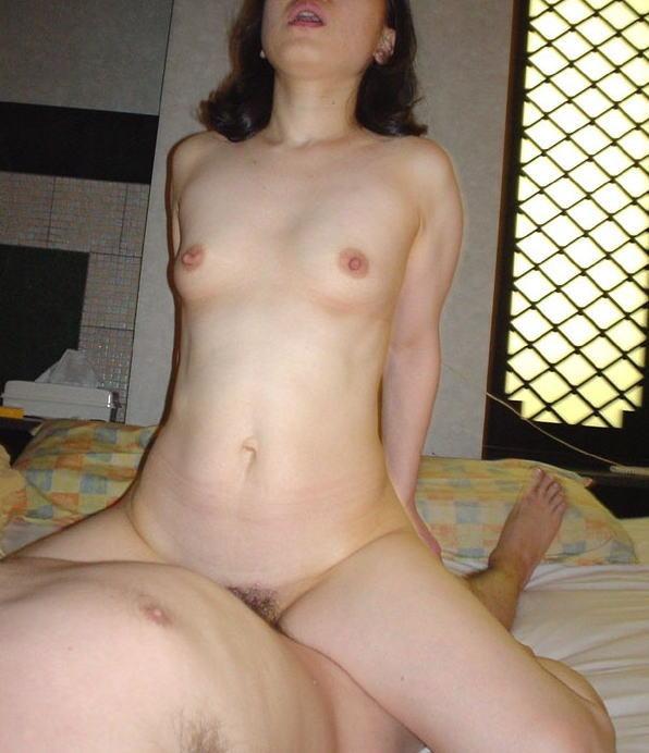 騎乗位セックス 画像 021