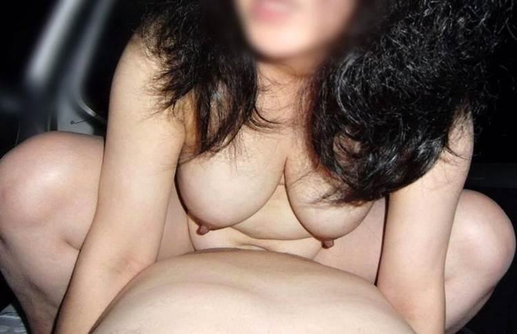 騎乗位セックス 画像 047