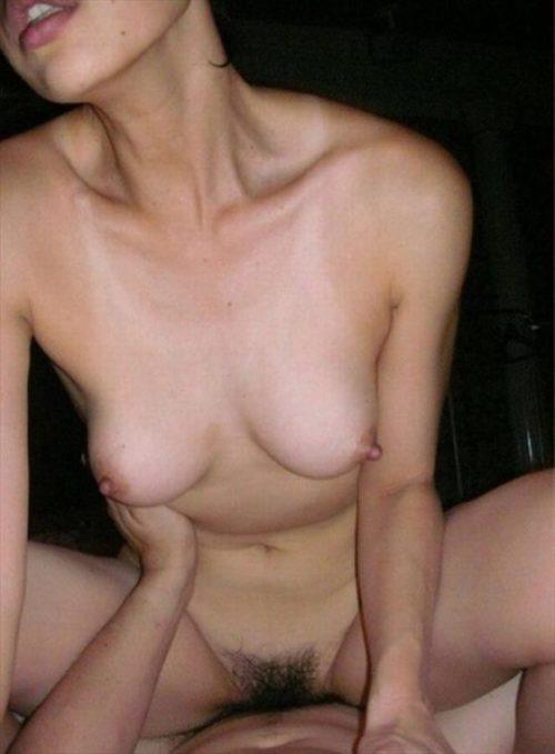 騎乗位セックス 画像 058