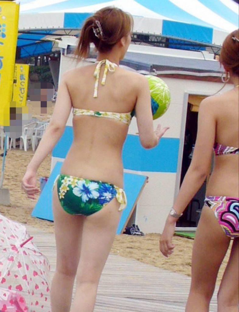 海の素人ギャル 画像 011