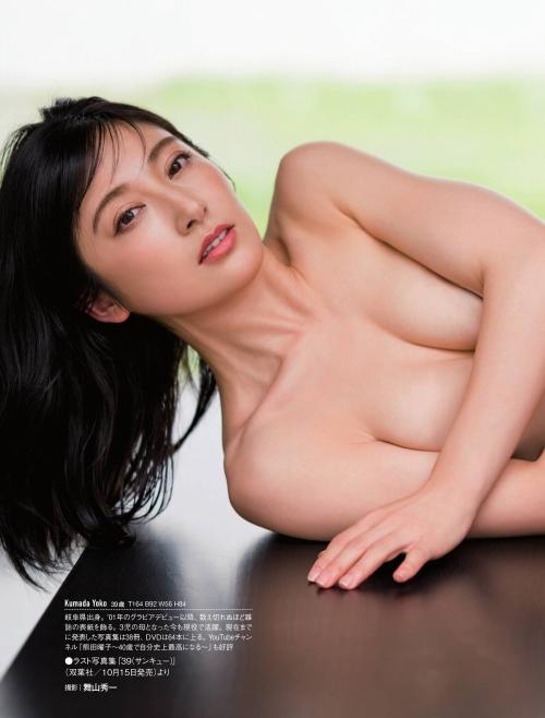 熊田曜子エロ画像198