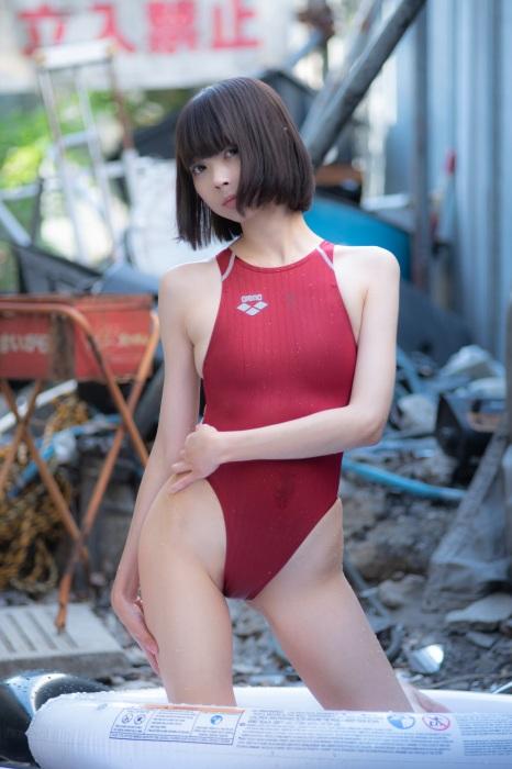 競泳水着 エロ画像00_173
