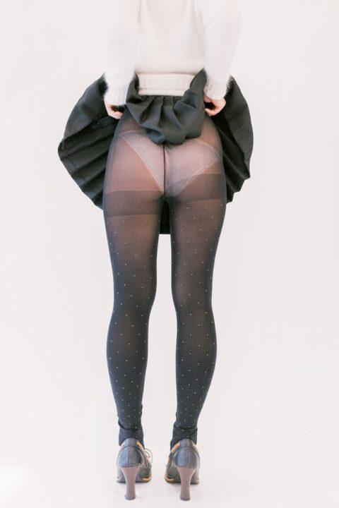 黒タイツ 黒ストッキングフェチエロ画像188
