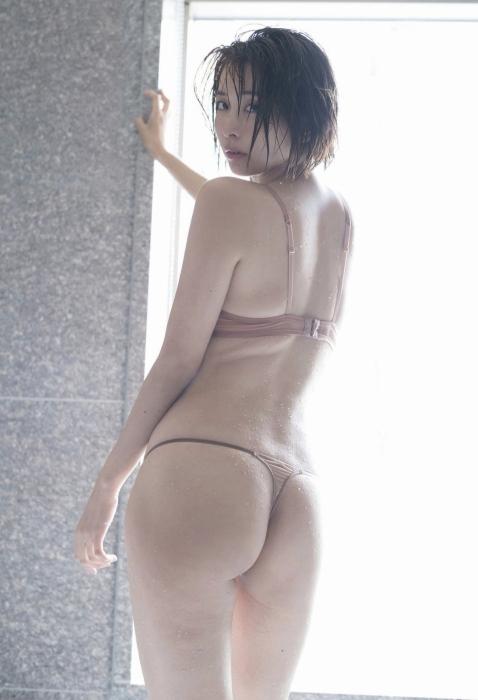Tバック美尻エロ画像089