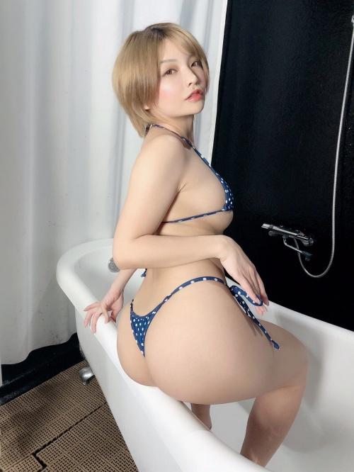 Tバック美尻エロ画像097