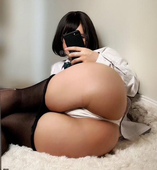 Tバック 美尻エロ画像061