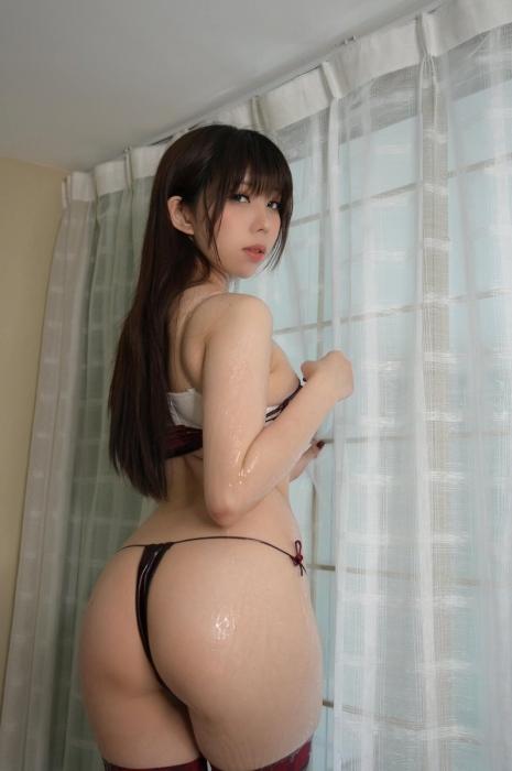 Tバック 美尻エロ画像066